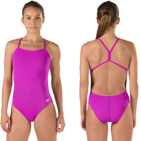 Speedo The One Electric Purple 34