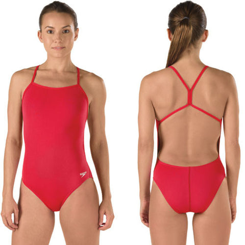 Speedo The One Red 34