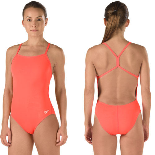 Speedo The One Hot Coral 34