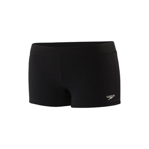 Speedo Solid Short Black XS