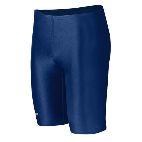 Speedo Solid Jammer Swimsuit Navy 26