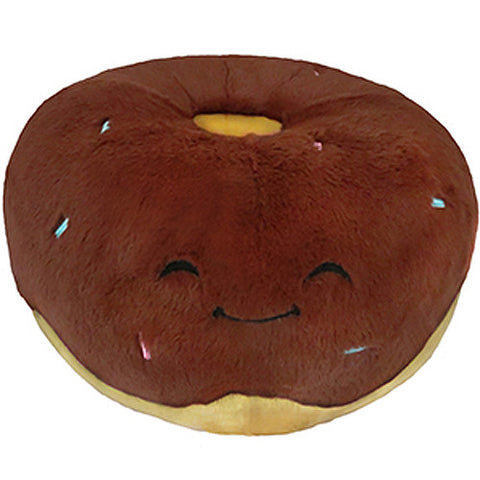 Squishable Chocolate Donut 15in
