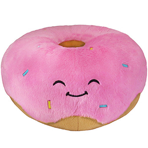 Squishable Pink Donut 15in