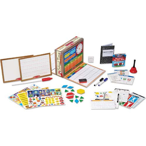 M&D School Time! Classroom Play Set