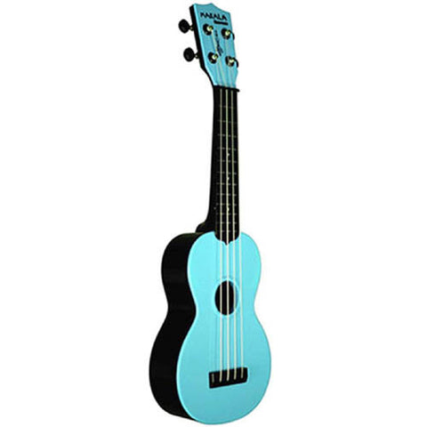 Kala Ukelele Waterman Aqua Blue