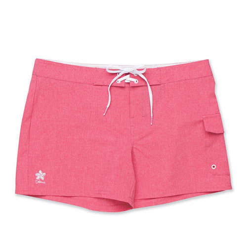 Dakine Womens Board Short 7in Kahana Petunia Heather MD