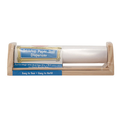 M&D Tabletop Paper Roll Dispenser