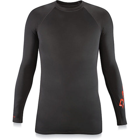 Dakine L/S Rashie HD Traveler Titanium Medium