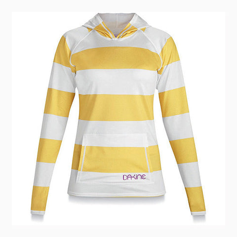 Dakine Wos L/S Waterwoman Hood Sunshine Medium