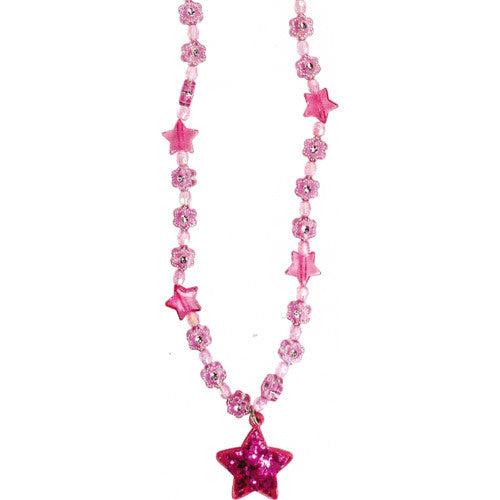 Creative Star Studded Necklace