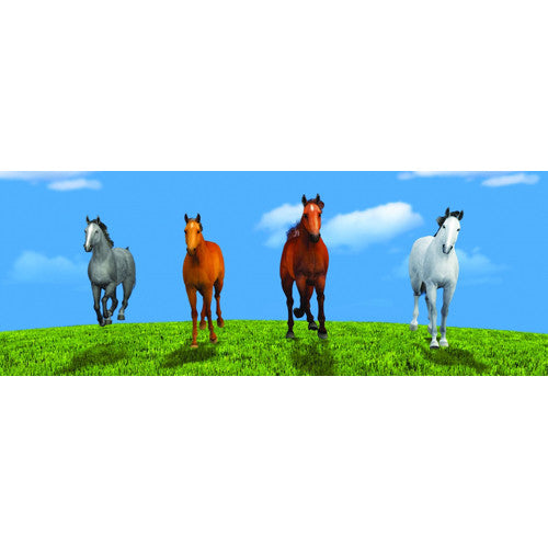 Moovie Studio Horses 2 Motion Bookmark