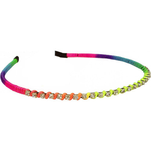 Creative Rainbow Riot Headband
