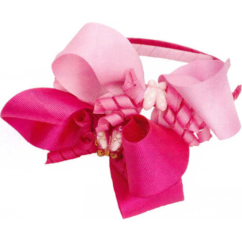 Creative Ballet Bounce Headband