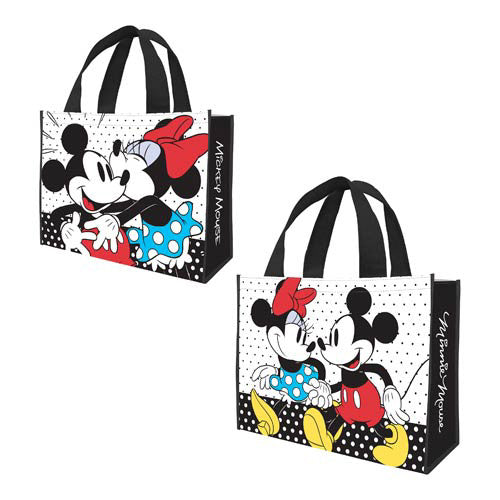 Vandor Disney Mickey & Minnie Tote