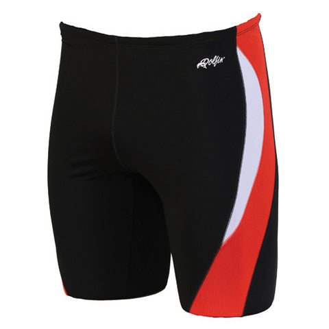 Dolfin Poly ColorBlock Jammer RED 34