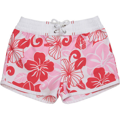 SnapperRock BoardShort Raspberry 12
