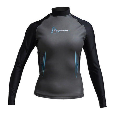 Aquasphere Women's L/S AquaSkin MD
