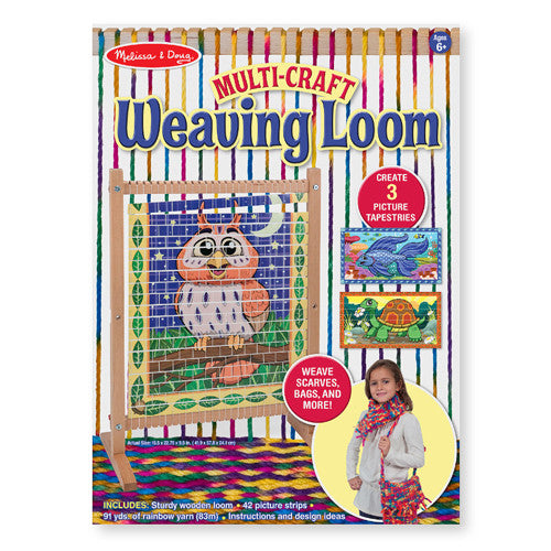M&D Weaving Loom