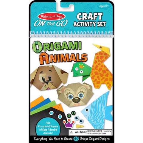 M&D On the Go Origami Animals