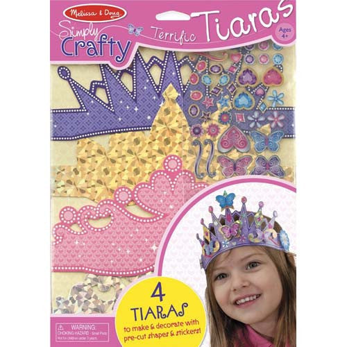 M&D Simply Crafty Terrific Tiaras