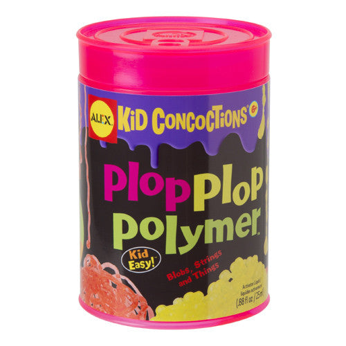 Alex Kid Concoctions Plop Plop Polymer