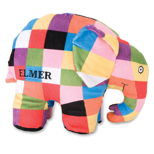 "Kids Preferred 12"" Elmer Plush"