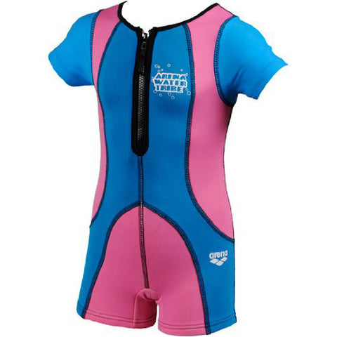 Arena Warmsuit Pink 3T