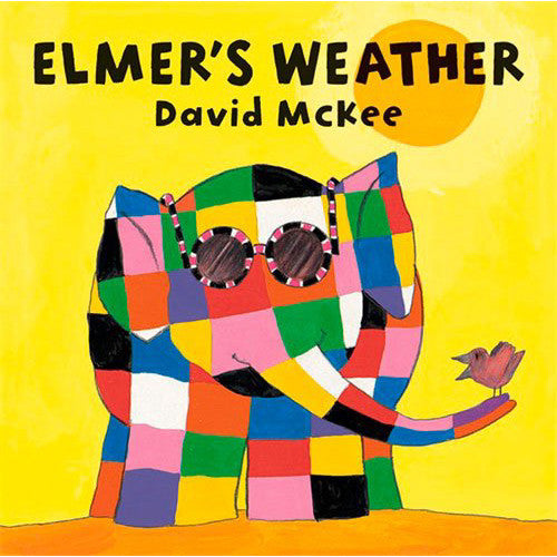 Kids Preferred Elmer's Weather Book