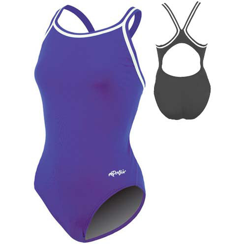 Dolfin Poly Team Solid Purple 30