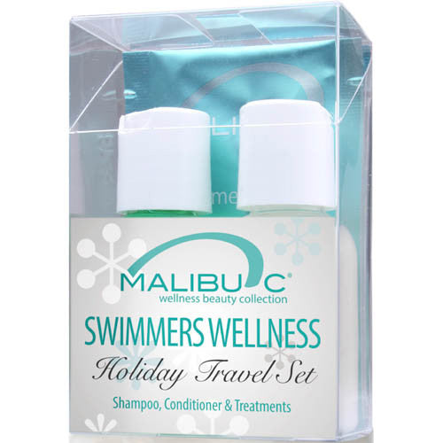 Malibu C Swimmers Wellness Holiday Stock