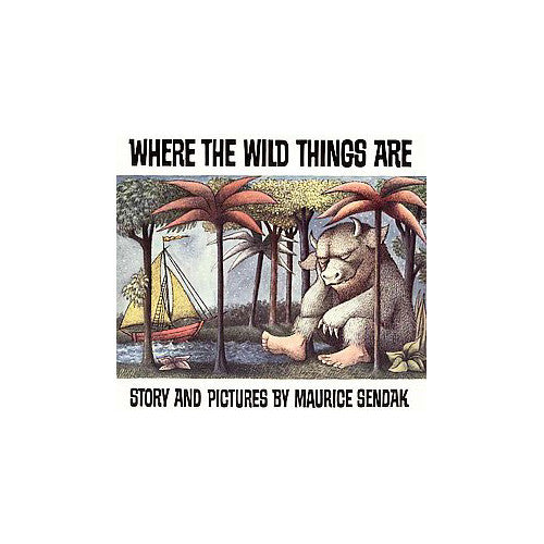 Harper Where the Wild Things Are 50th An