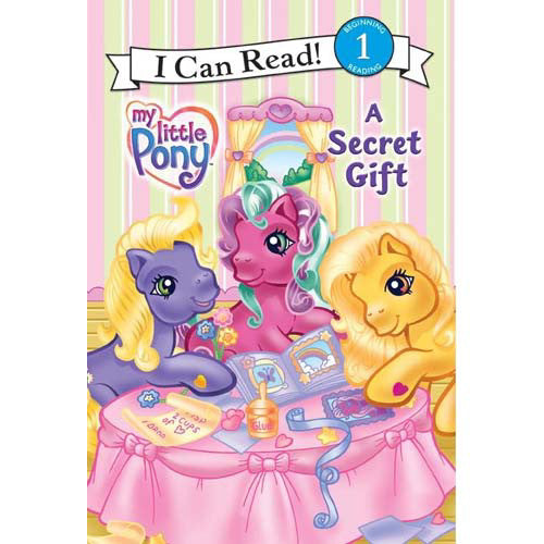 My Little Pony A Secret Gift