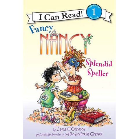 Step 1 Fancy Nancy Splendid Speller