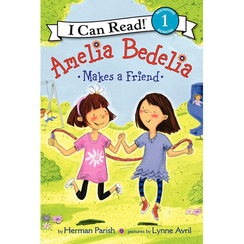Step 1 Amelia Bedelia Makes A Friend