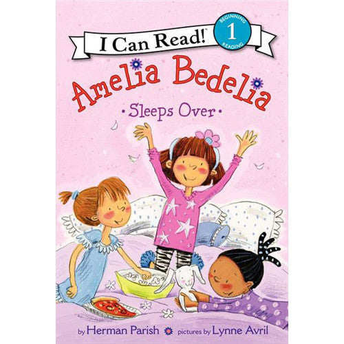 Step 1 Amelia Bedelia Sleeps Over