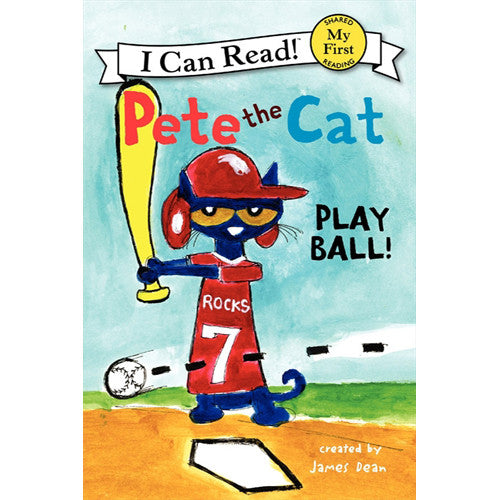 My 1st Pete The Cat Pete Play Ball
