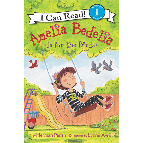 Step 1 Amelia Bedelia is for the Birds