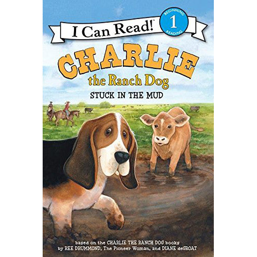 Step 1 Charlie the Ranch Dog Stuck in th