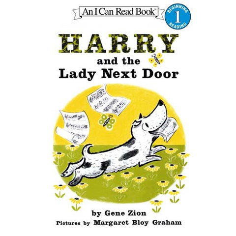 Step 1 Harry and the Lady Next Door