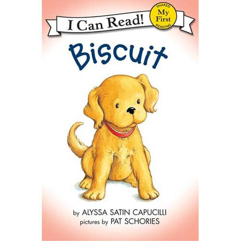 My First I Can Read! Biscuit