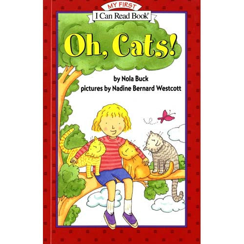 My 1st I Can Read! Oh Cats