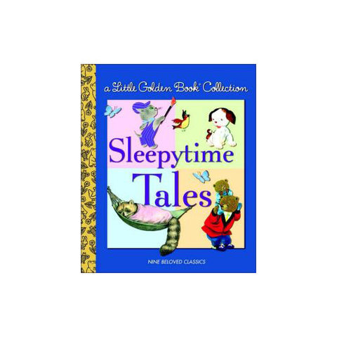 Little Golden Books Collection Sleepytim
