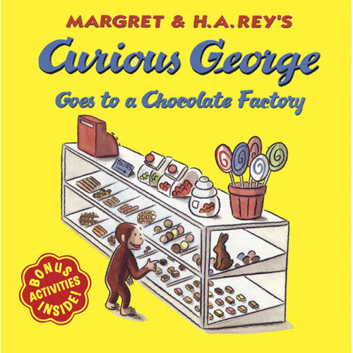 Houghton Curious George Chocolate Factor