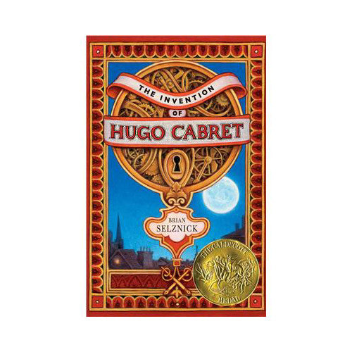 Scholastic The Invention of Hugo Cabret