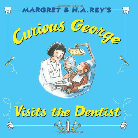 Houghton Curious George Visits the Denti
