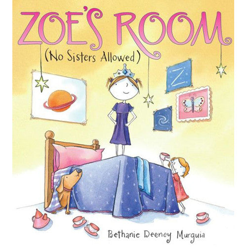 Scholastic Zoes Room No Sisters Allowed