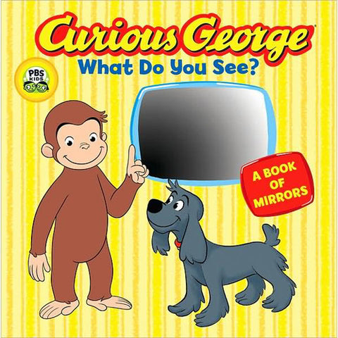 Houghton Curious George What Do You See?