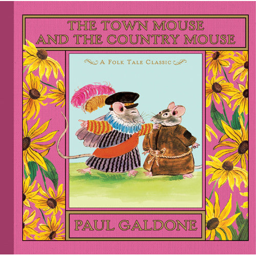 Houghton Town Mouse and Country Mouse