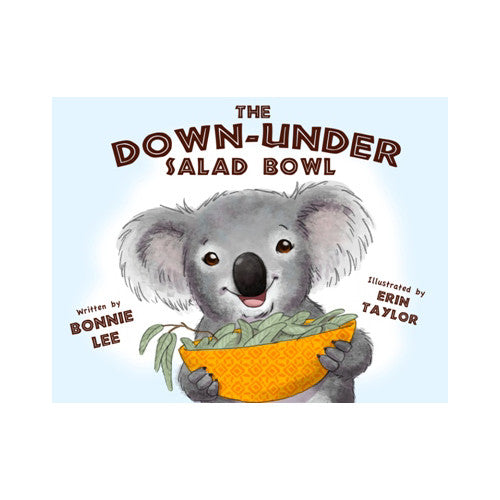 BonnieLee The Down Under Salad Bowl