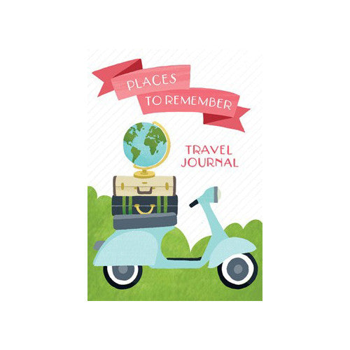 Chronicle Books Kids Travel Journal
